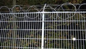 Neuer Zaun LPT Neugraben 04